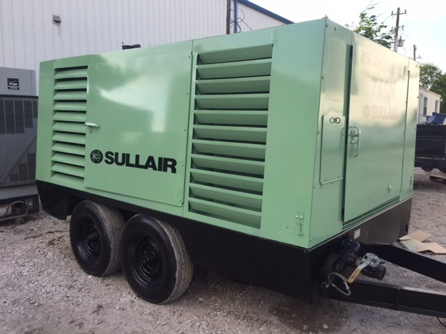 Used Sullair Air Compressors For Sale Swift Equipment