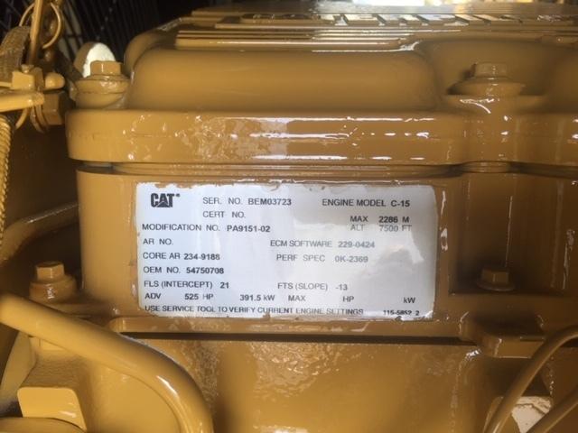 Ingersoll Rand HP1170WCAT Diesel Air Compressor