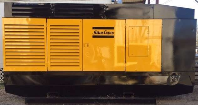 Portable Diesel Air Compressors For Sale 185 Cfm And 375