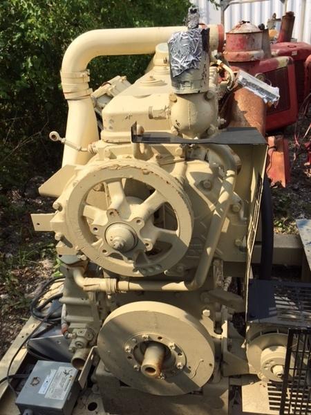 Detroit 671 Diesel Engine