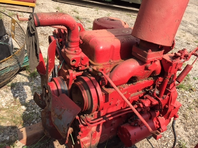 Detroit 353 Diesel Engine