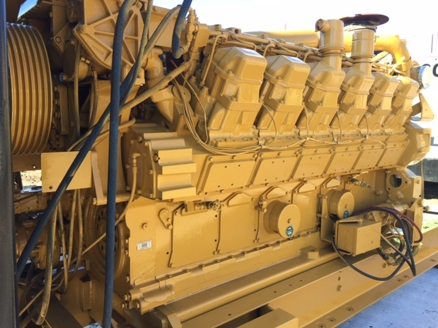 Used Core Caterpillar 3512 DI Engine Core