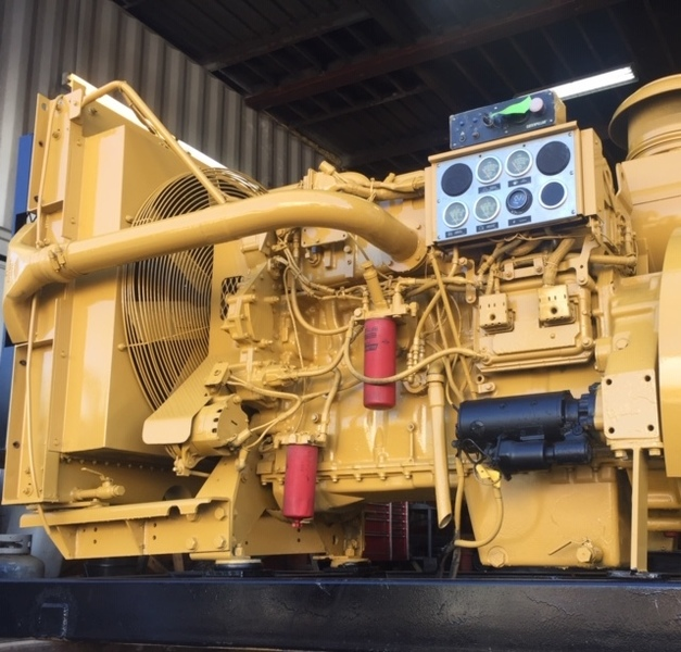 Used Caterpillar C15 Power Unit Diesel Engine BEM01572