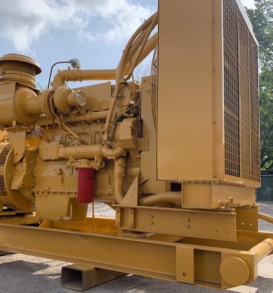 Used Caterpillar 3456 Diesel Engine