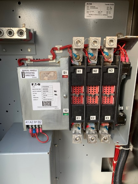 Parts Eaton Cutler Hammer Parts Transfer Switch Automatic
