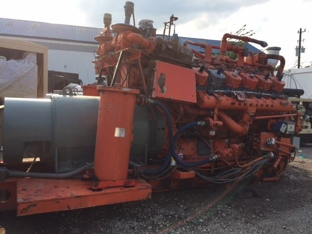 Continuous Duty Natural Gas Generator