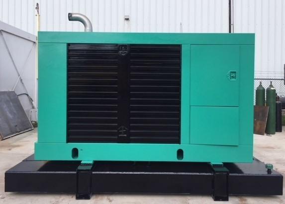 Cummins Onan 125kw Diesel Generator
