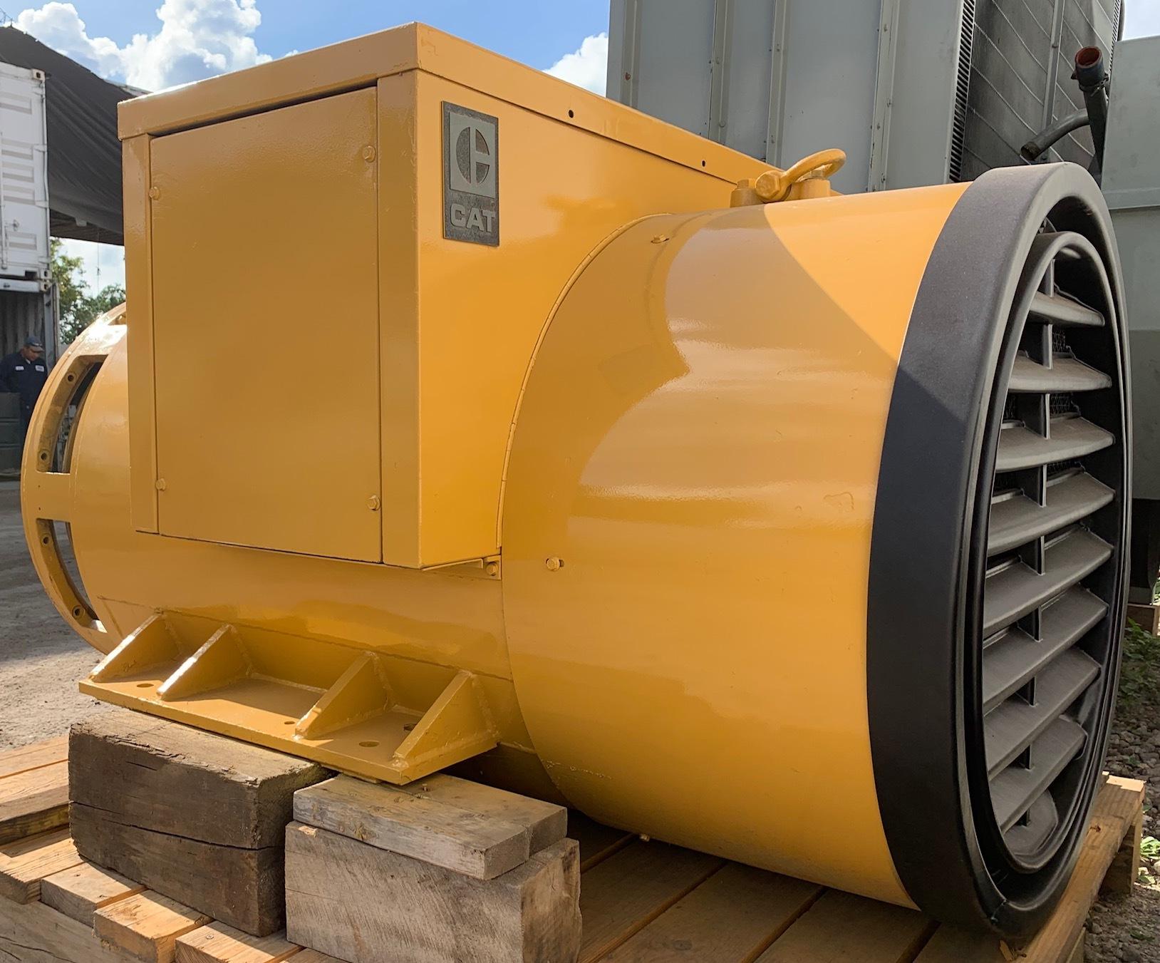 Natural Gas Powered Generator   Caterpillar 3516