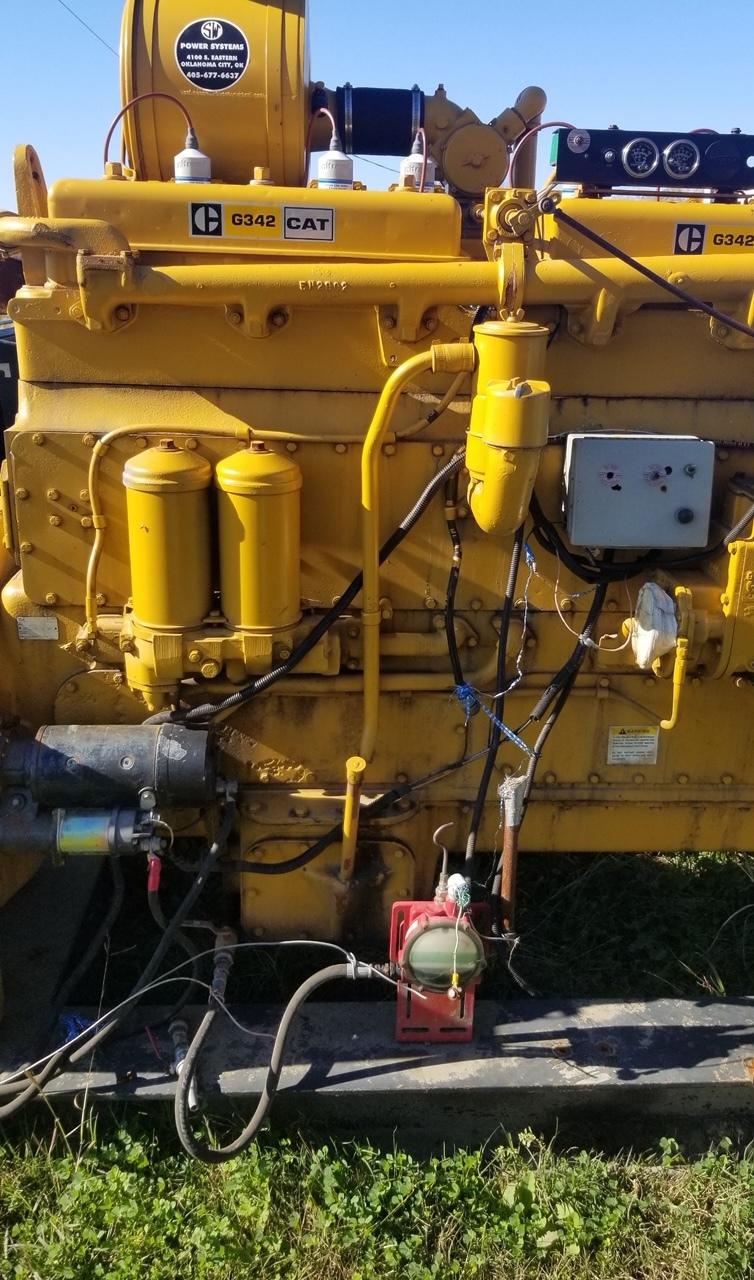 4100 engine wiring used caterpillar 150kw gas generator 150 71b02436  used caterpillar 150kw gas generator