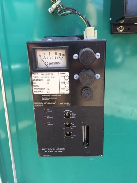 Cummins Onan 1200 Amp 208v Automatic Transfer Switch