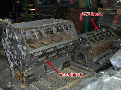 Detroit Diesel Engine - Which Series Do I Have? - Swift