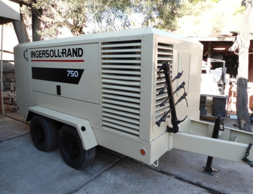 Comparing Ingersoll-Rand 375 and Ingersoll Rand 750 Air