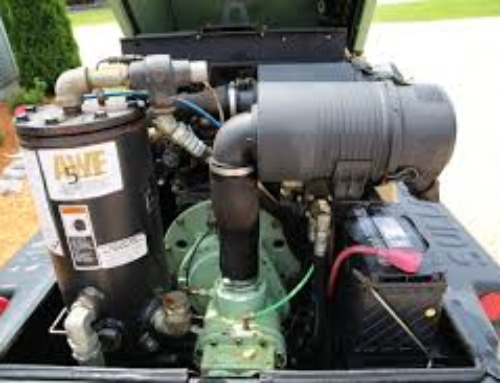Important parts to inspect if your air compressor is overheating
